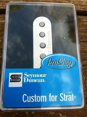 Seymour Duncan SSL-5 Custom Staggered Strat PICKUP White Fender Stratocaster NEW