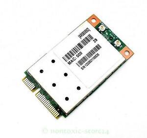 Atheros-AR9280-AR5BXB92-Wlan-mini-Pci-E-Karte-2-4-5-Ghz