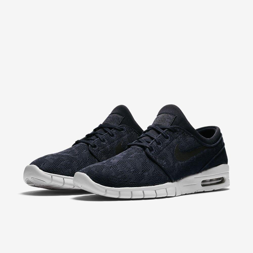 Nike SB Stefan Janoski Max Navy Blue Men's 10.5, shoes 631303 404 Size 10.5, Men's 11.5 b5d296