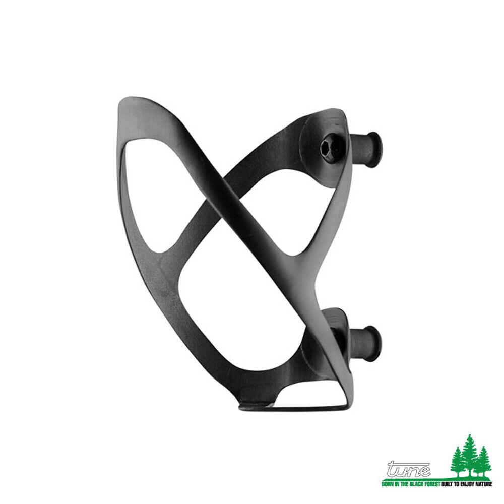 TUNE Wasserträger 2.0 Carbon bottle cage Fahrrad Radfahren bottle carrier