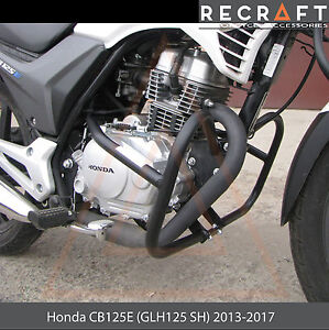 Honda-CB125E-GLH125-SH-2013-2017-Crash-Bars-Engine-Guard-Frame-Protector