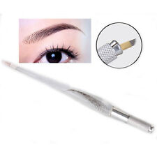 3D Fashion Eyebrow Tattoo Pen Eye Makeup Temporary Tattoo Eye Brow Pen Clear