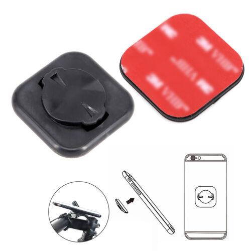 Universal Cycling Phone Stick Adapter Holder For Garmin Edge Gps Mount Bracket
