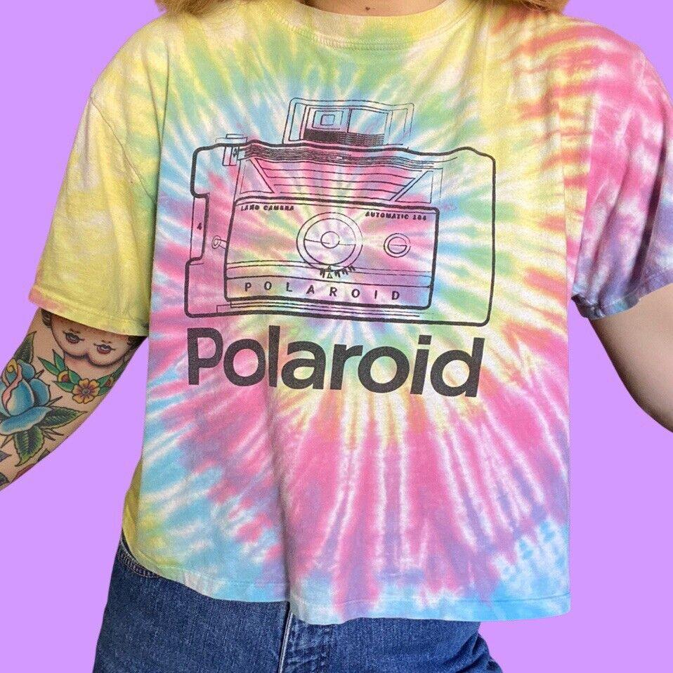 polaroid t shirt - image 1