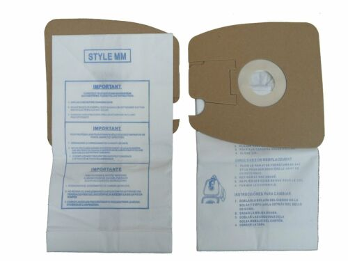 Eureka Part#60295C Style MM Vacuum Bag Replacement for Eureka Mighty Mite 3670