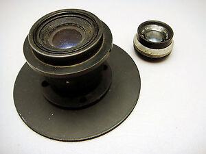 Vintage-Enlaging-Lenses-Itek-Ilex-Wollensak-Velostigmat-3-Inch-amp