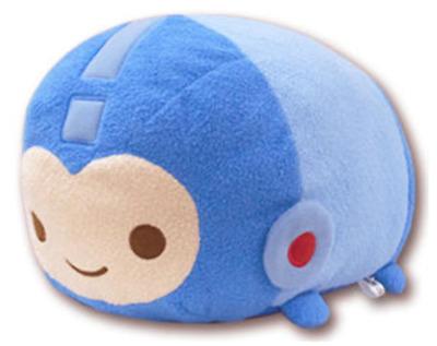 CAPCOM STORE Tokyo Limited CAPCOROM Big Plush Mega Man Rock man Free-Shipping