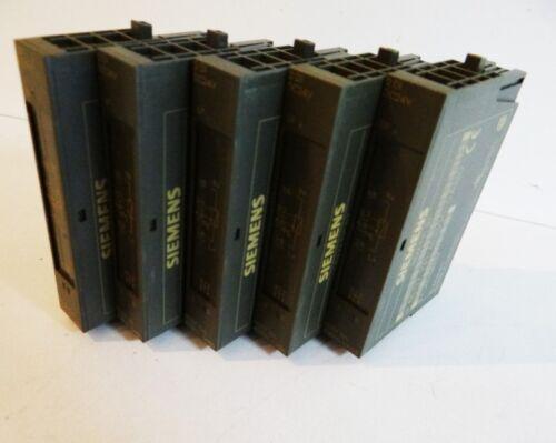 Siemens 6es7131-4bb00-0ab0 6es7 131-4bb00-0ab0 e-Stand 1 ve = 5 unidades