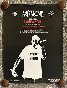 Aceyalone-Love-amp-Hate-Project-Blowed-Poster-Vintage-New