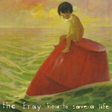 Rare 2005 Promotional CD THE FRAY How To Save A Life  Radio Edit & Album Version