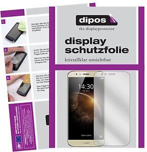 2x-Huawei-GX8-Film-de-protection-d-039-ecran-protecteur-clair-dipos