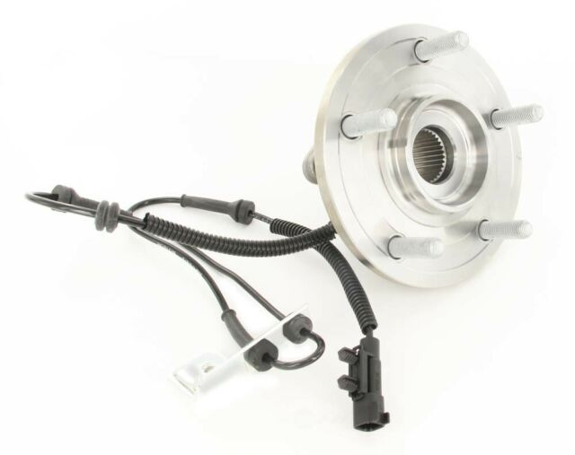 Axle Bearing and Hub Assembly-Wheel Bearing and Hub Assembly Front SKF BR930688