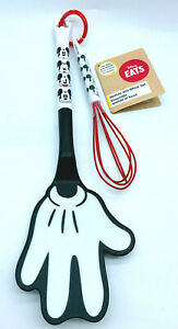 DISNEY-EATS-MICKEY-MOUSE-SPATULA-AND-WHISK-SET-NEW