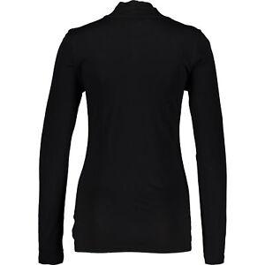 EMPORIO-ARMANI-Women-039-s-Turtle-Neck-Loungewear-Top-XS-S-M-L