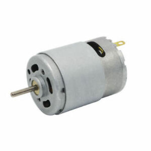 Image Is Loading Electric Motor 385 Size For Rc Remote Control