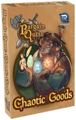 Chaotic Goods Expansion RGS00879 Renegade Games Studios Bargain Quest