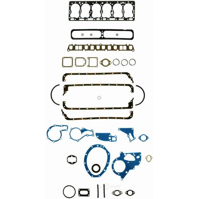 Engine Full Gasket Set Fel Pro Fs 7191 S 8 For Sale Online Ebay