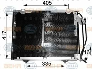Image Is Loading 8fc 351 038 464 Hella Condenser Air Conditioning