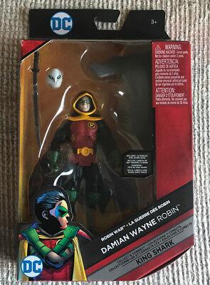 Mcfarlane DC Batman Damian Wayne as Robin Action Figure PREORDER CONFIRMED
