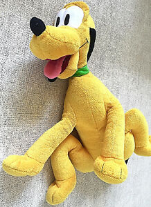Gold-14-034-Plush-PLUTO-Dog-DISNEY-Soft-Large-Stuffed-Animal-Toy-Kohl-039-s-Cares-Kids