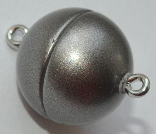 9407-12 mm plástico imán bala curvada antrazit