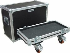 Fender Hot Rod Deluxe Hotrod Delux Combo Amp Swan Flight Case On Wheels (Hex)