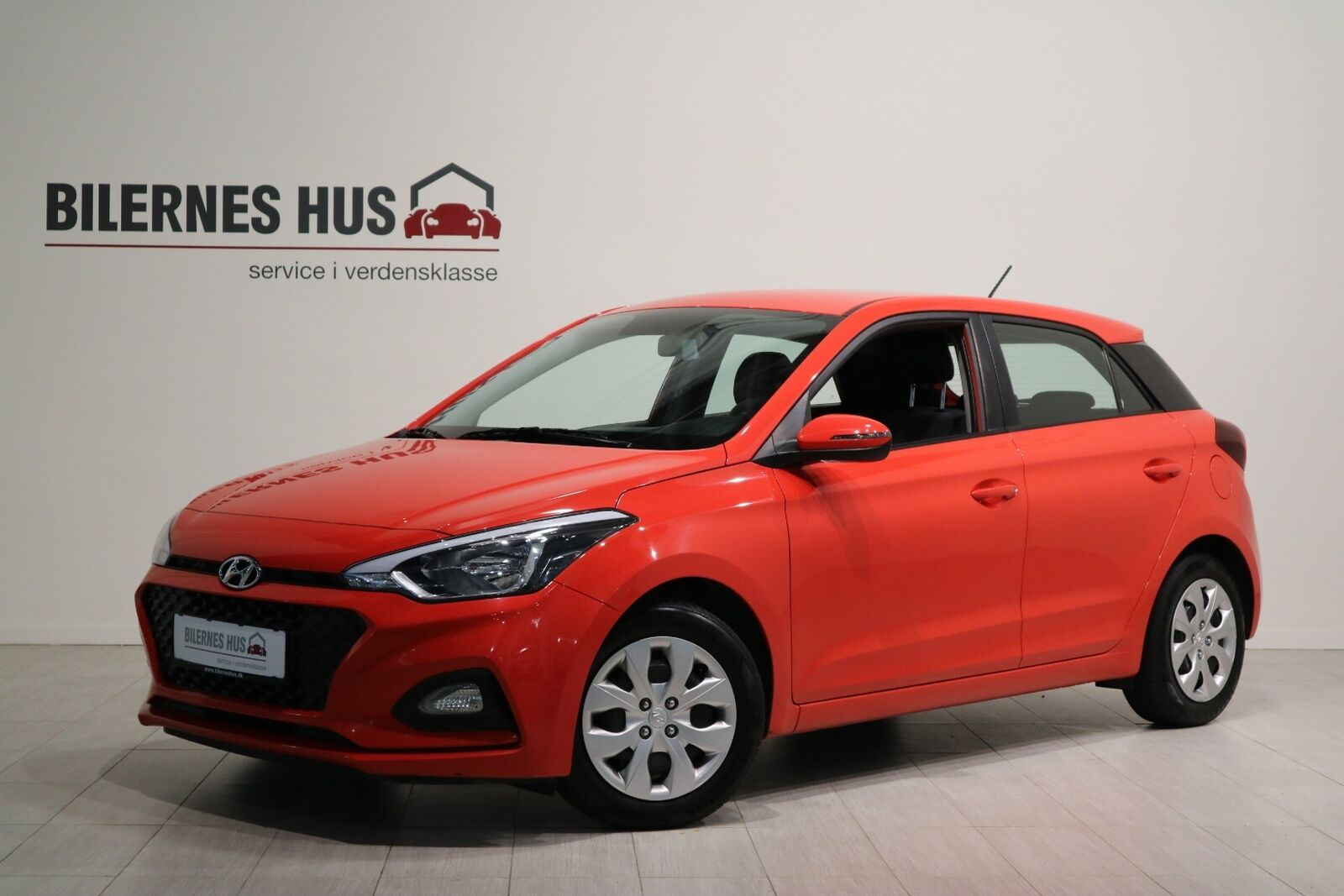 Hyundai i20 Billede 4