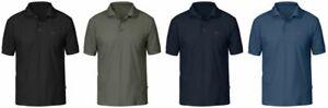 Fjallraven-Crowley-Pique-Men-039-s-Outdoor-Polo-Shirt
