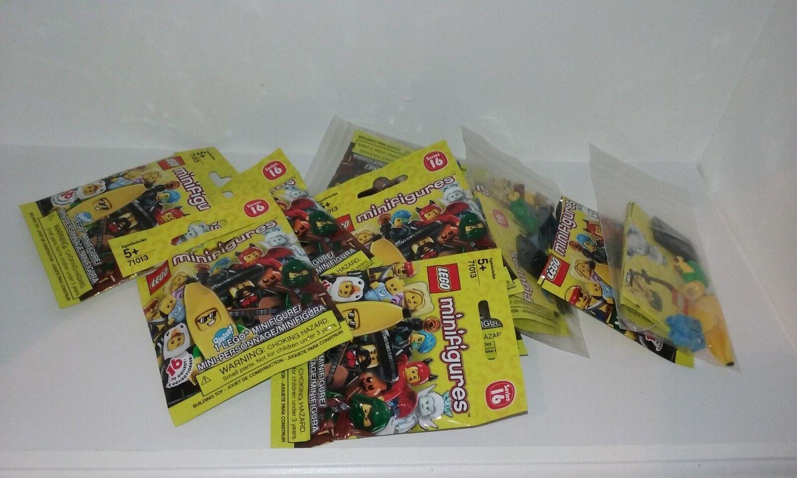 Lego Minifigure Series 16 16 16 Lot 540607