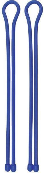 NITE Ize Ize Ize 2 Attaches de câbles universelles Gear Tie 81 cm, bleu, x2 11085b