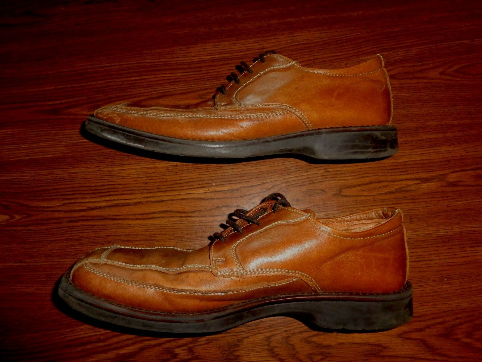 BOTTESINI BROWN SHOES MEN'S SIZE 10 M