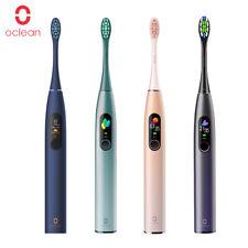 Oclean X Pro Sonic Cepillo de dientes eléctrico + cabezal de cepillo de dientes