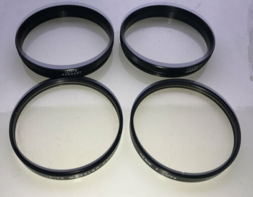 Leica UVa filter for Series 7 VII for lens camera retaining ring 14161 14161R UV