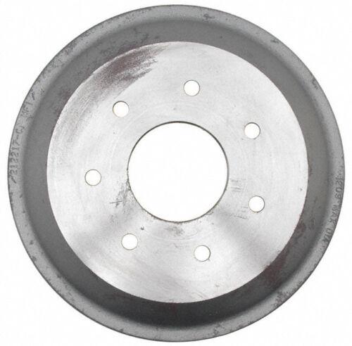 Brake Drum Rear Parts Plus P9652