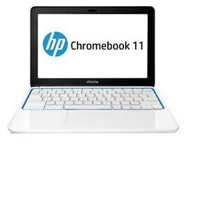 "HP SMBO 11 ChromeBook Exynos 5 Dual 1.7GHz 2GB 16GB Chrome OS 11.6"""