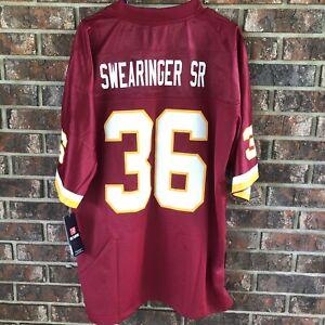 buy online 5fd45 38dd5 Details about Dj Swearinger NFL Pro Line Officially Licensed Redskins Jersey