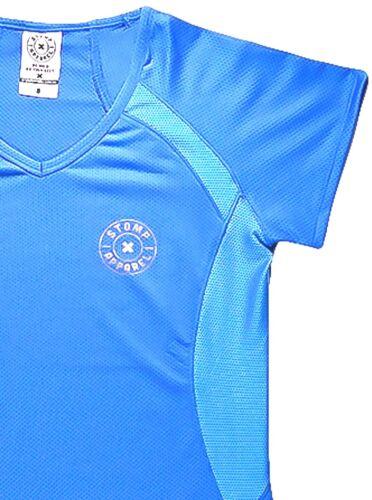 Women/'s Sport/'s T-Shirt V Neck StompTECH