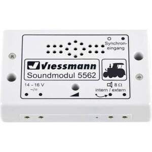 Modulo-sonoro-viessmann-5562-lanz-bulldog-assemblato