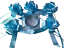 Inerra-mariage-voiture-decoration-Kit-5-x-prets-7-034-Arcs-avec-7-metres-ruban miniature 27