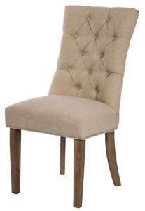 Fesselnd Das Bild Wird Geladen Polsterstuhl Holzstuhl Esszimmer Stuhl Landhaus  Chesterfield Chic Provence