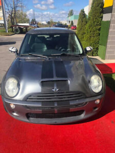 2005 MINI Cooper S Supercharged