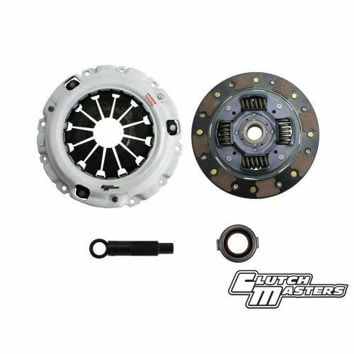 Clutch Masters 08037-HR0F Single Disc Clutch Kit, For 02