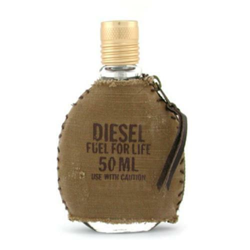 (108,90€/100ml) Diesel Fuel for Life Homme  - Eau de Toilette Spray 50 ml