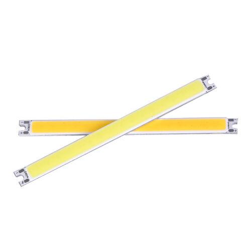 1pc cob led light dc led bulb chip on board 4W 100x8mm for diy lighting YN