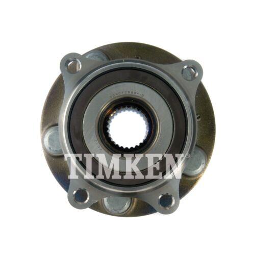 Wheel Bearing and Hub Assembly Front Timken HA590411