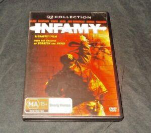 Infamy-DVD-VGC-Region-free