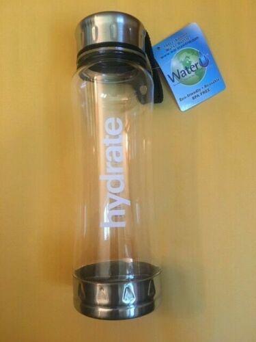Bobbi Marron édition Limitée plastiques en acier inoxydable 20 oz environ 566.98 g bouteille d/'eau-Neuf avec étiquette