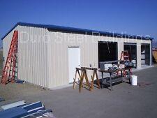 Durobeam Steel 40x50x12 Metal Garage Workshop Diy I Beam Building Kit Direct