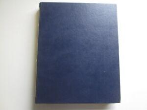 Good-Joy-of-Knowledge-Fact-Index-A-J-Blue-folder-Ringbinder-24-Pamplets-A-J