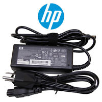 Hp Envy Dv7 Dv7t Laptop 65w 18.5v Ac Adapter Power Supply Original Charger